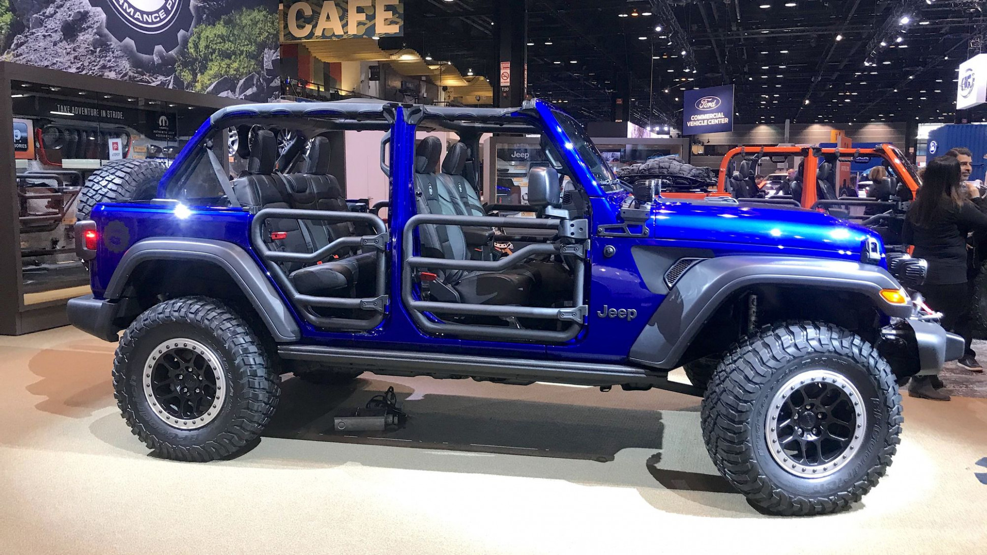 Exterior and Interior 2022 Jeep Wrangler Unlimited