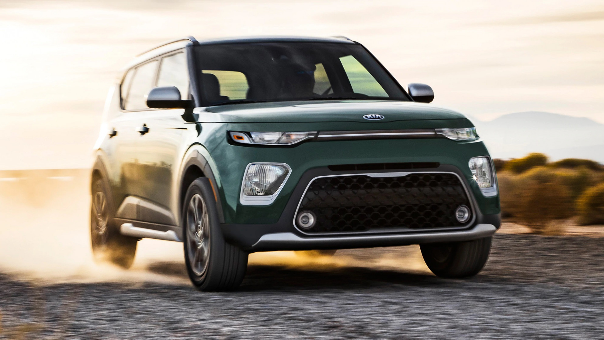 First Drive 2022 Kia Soul Undercover Green