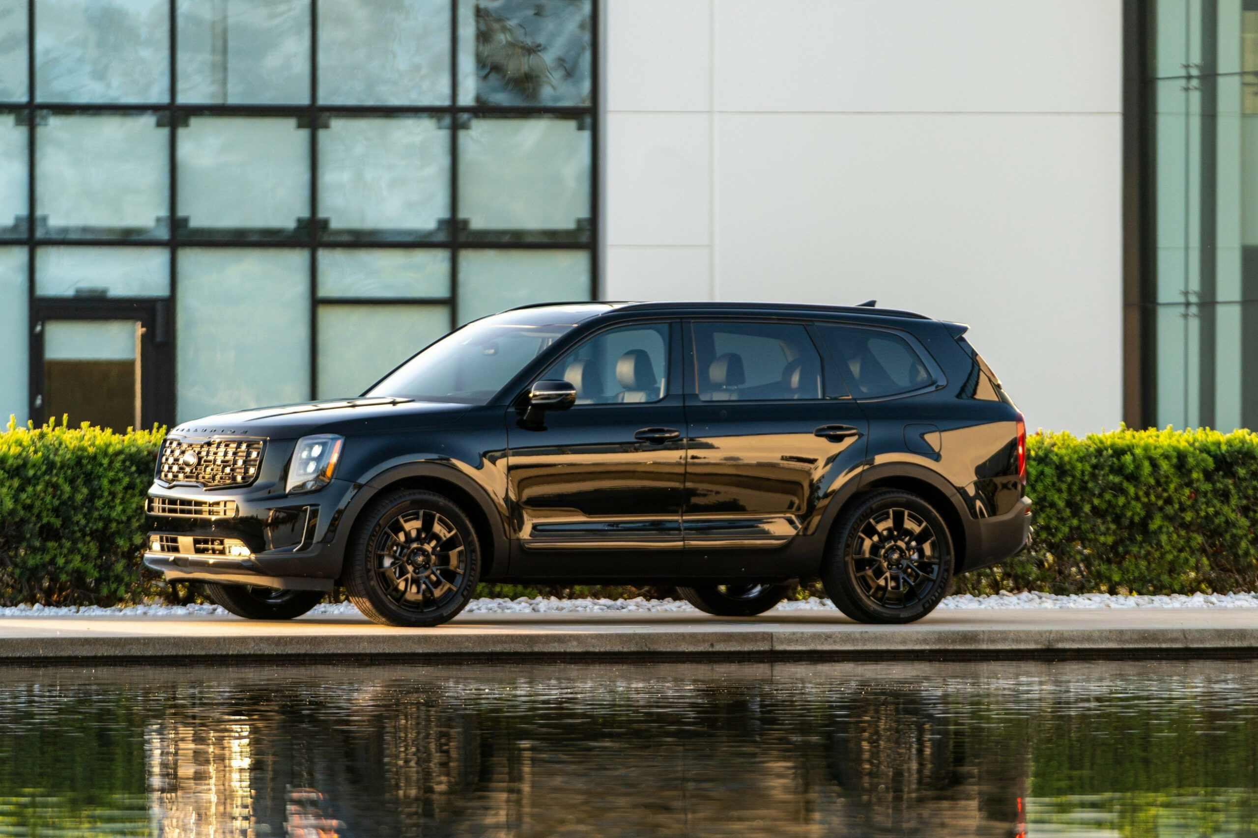 Price and Release date 2022 Kia Telluride Length