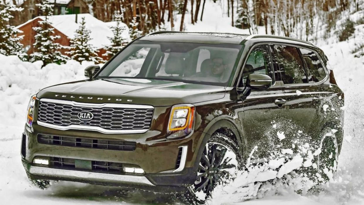 Review and Release date 2022 Kia Telluride Release Date