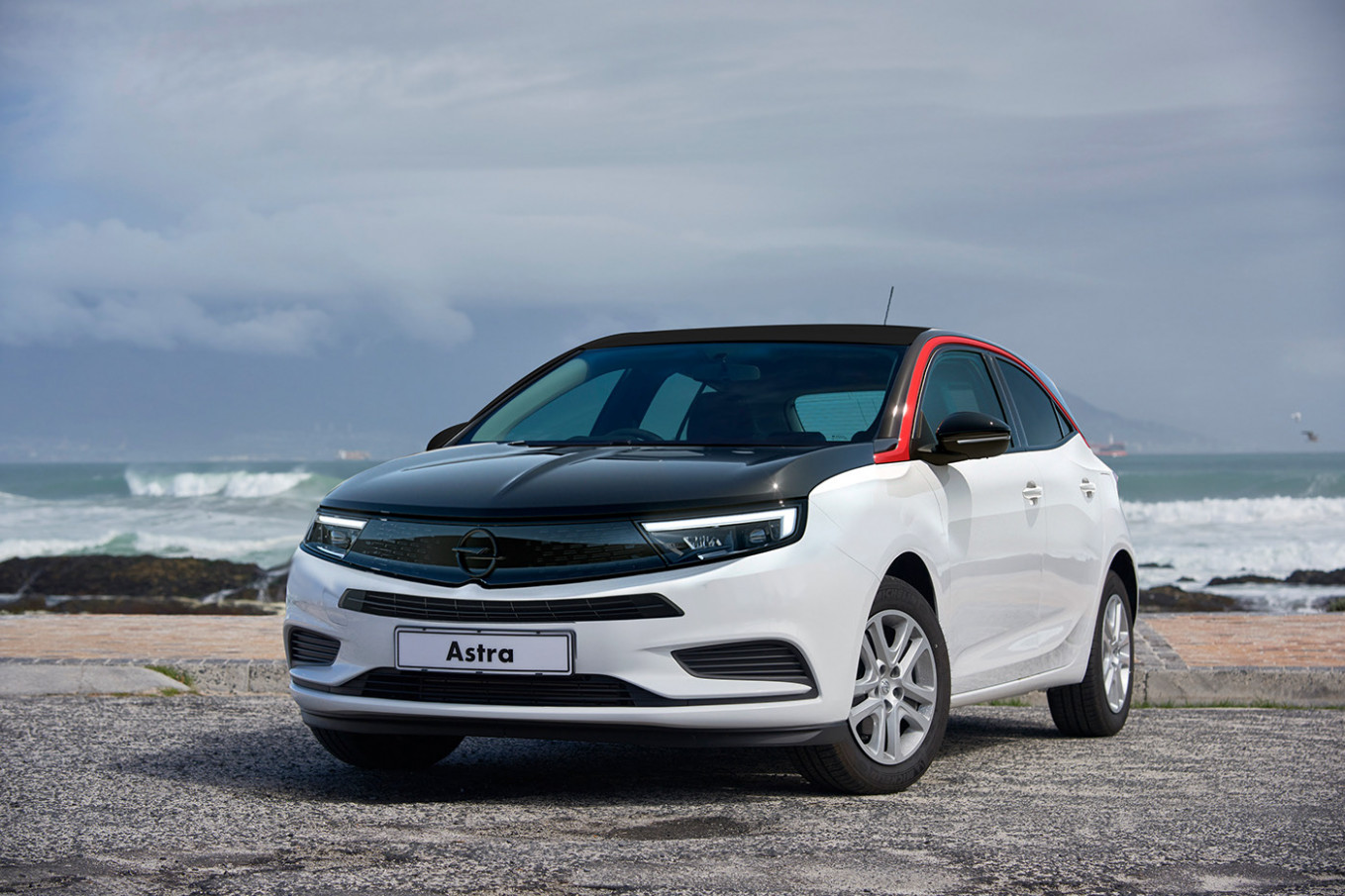 Redesign 2022 New Opel Astra