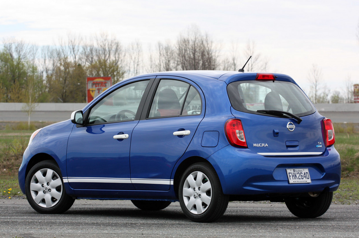 Review 2022 Nissan Micra