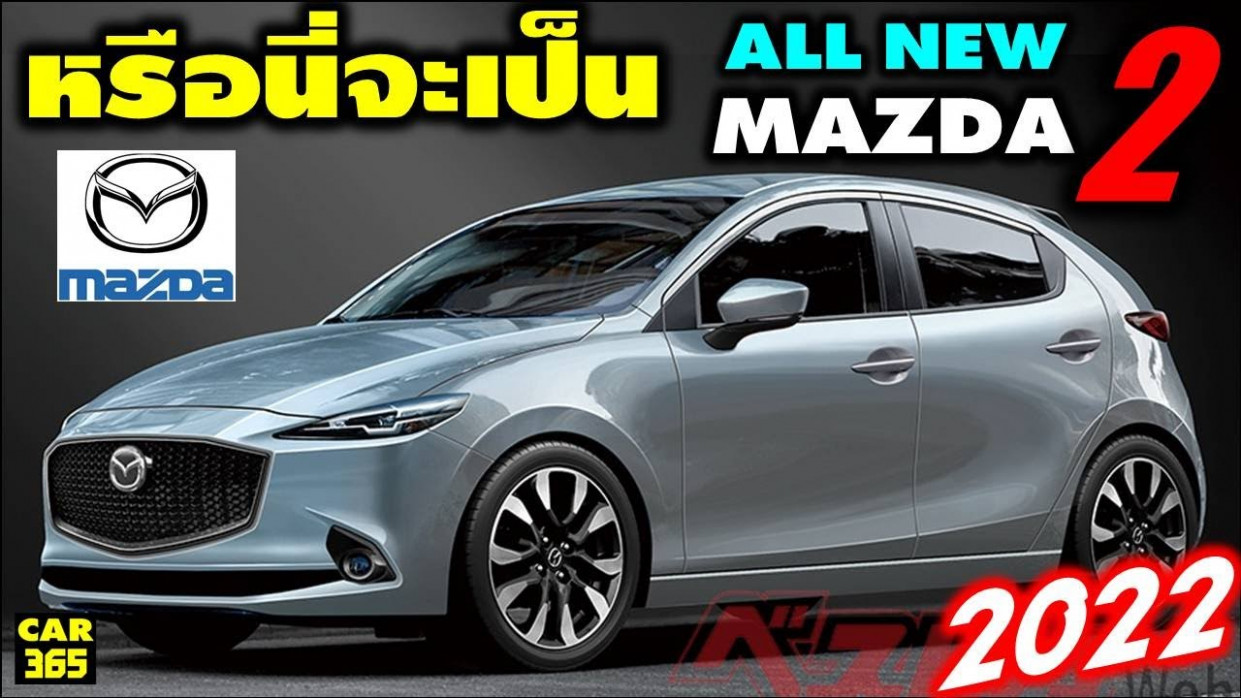 Images All New Mazda 2 2022
