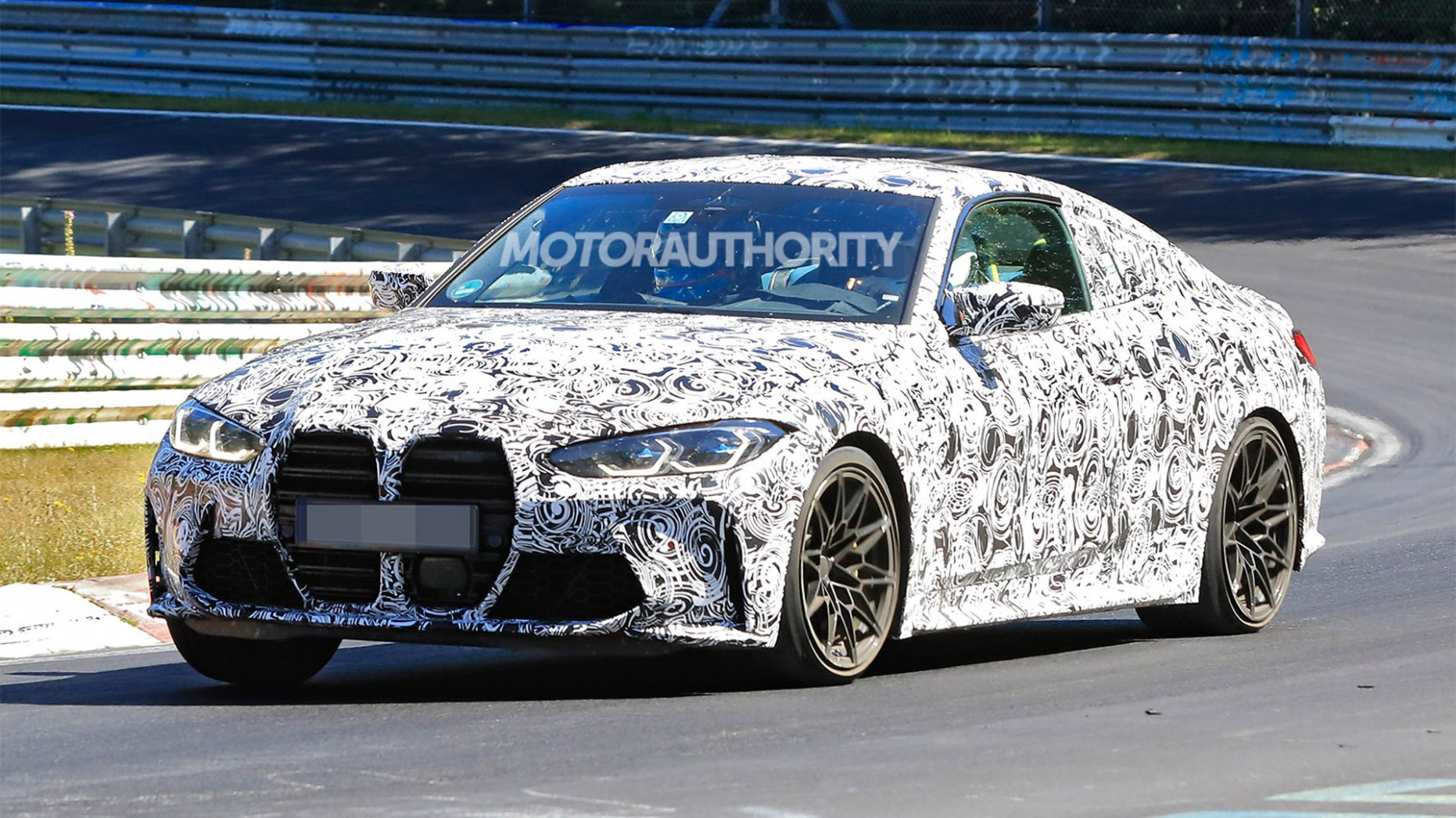 Pictures BMW M4 2022