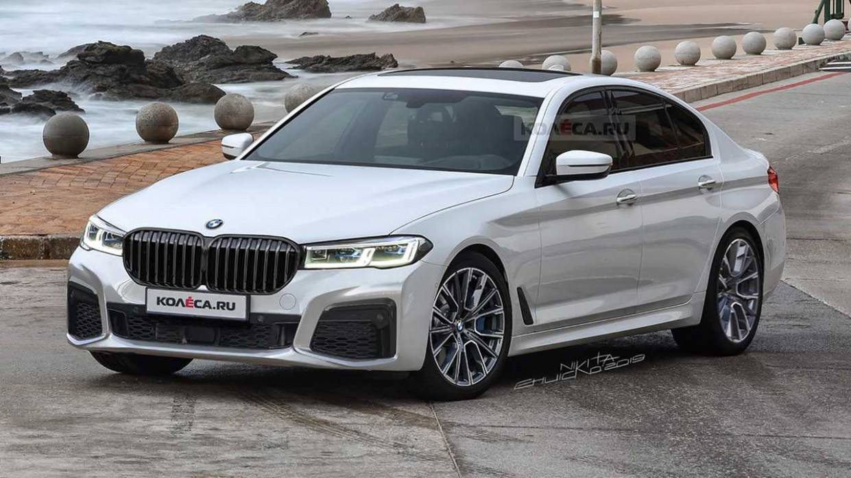 Style BMW New 5 Series 2022