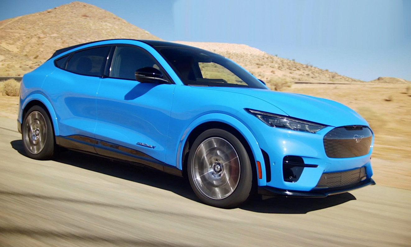 Pictures Ford Mustang Suv 2022