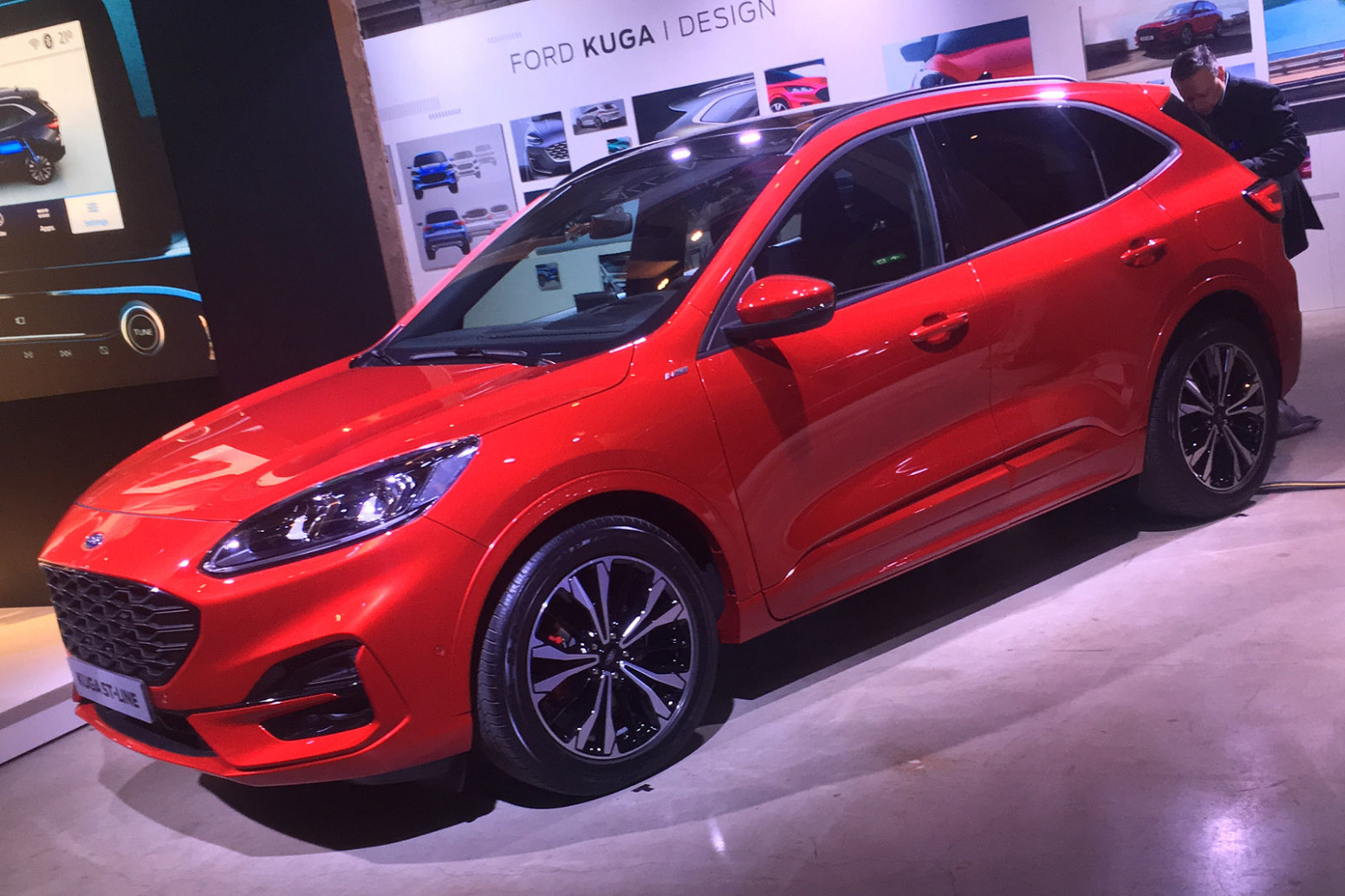 Release Date Ford New Kuga 2022