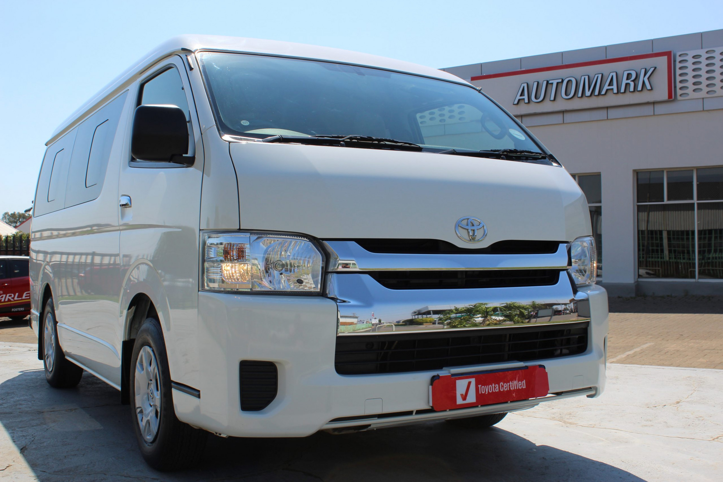 Prices Toyota Quantum 2022 Model