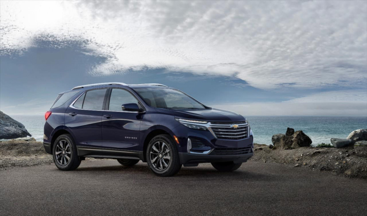 Price 2022 All Chevy Equinox