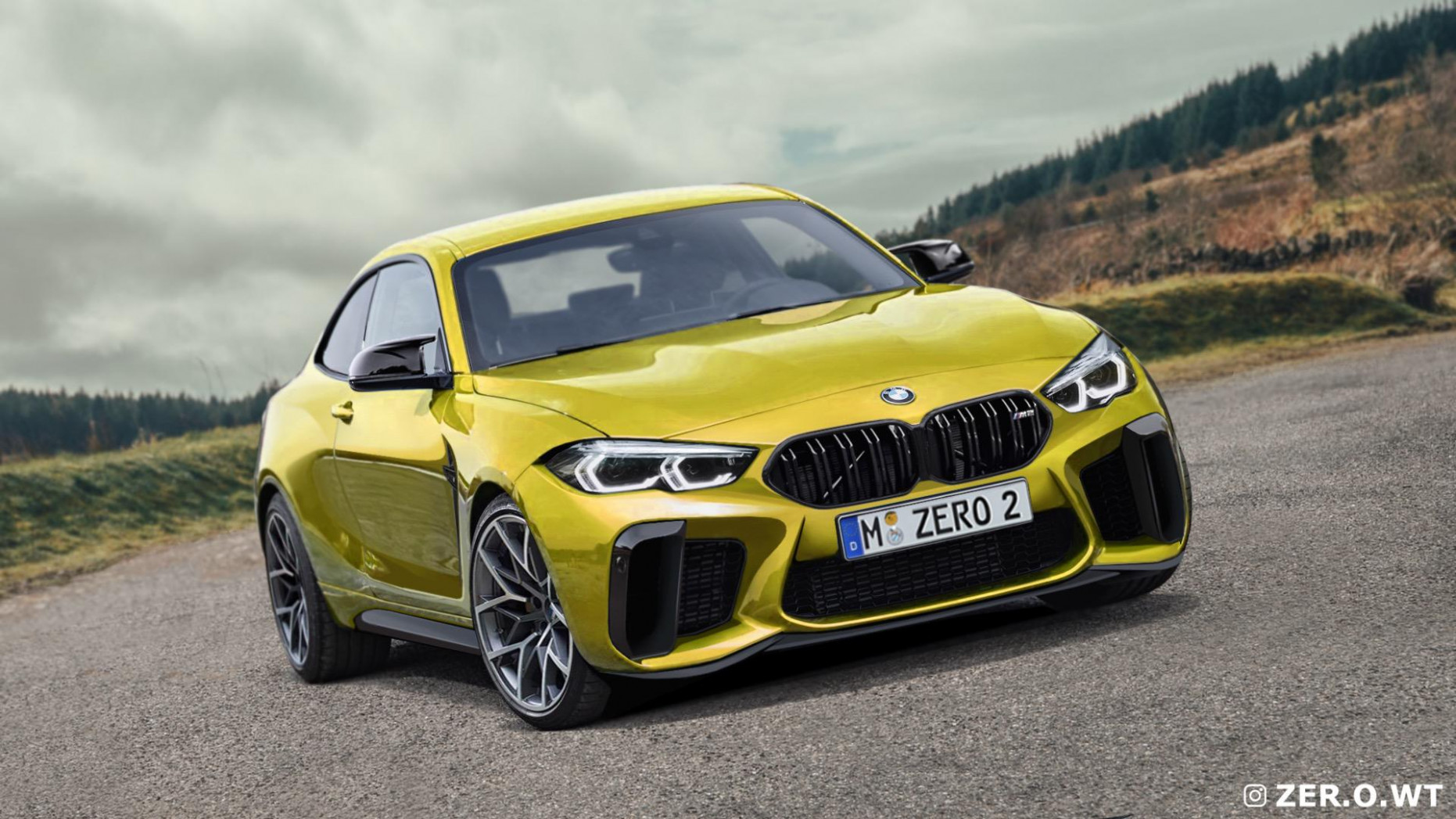 Exterior and Interior 2022 BMW 220D Xdrive
