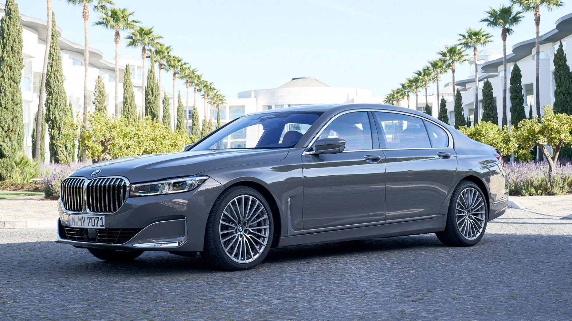Images 2022 BMW 7 Series Perfection New