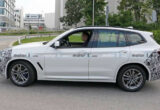 Rumors 2022 BMW X3