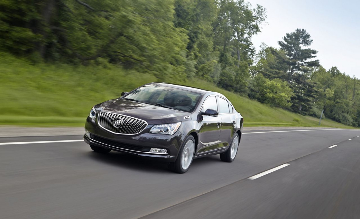 Redesign and Review 2022 Buick LaCrosses