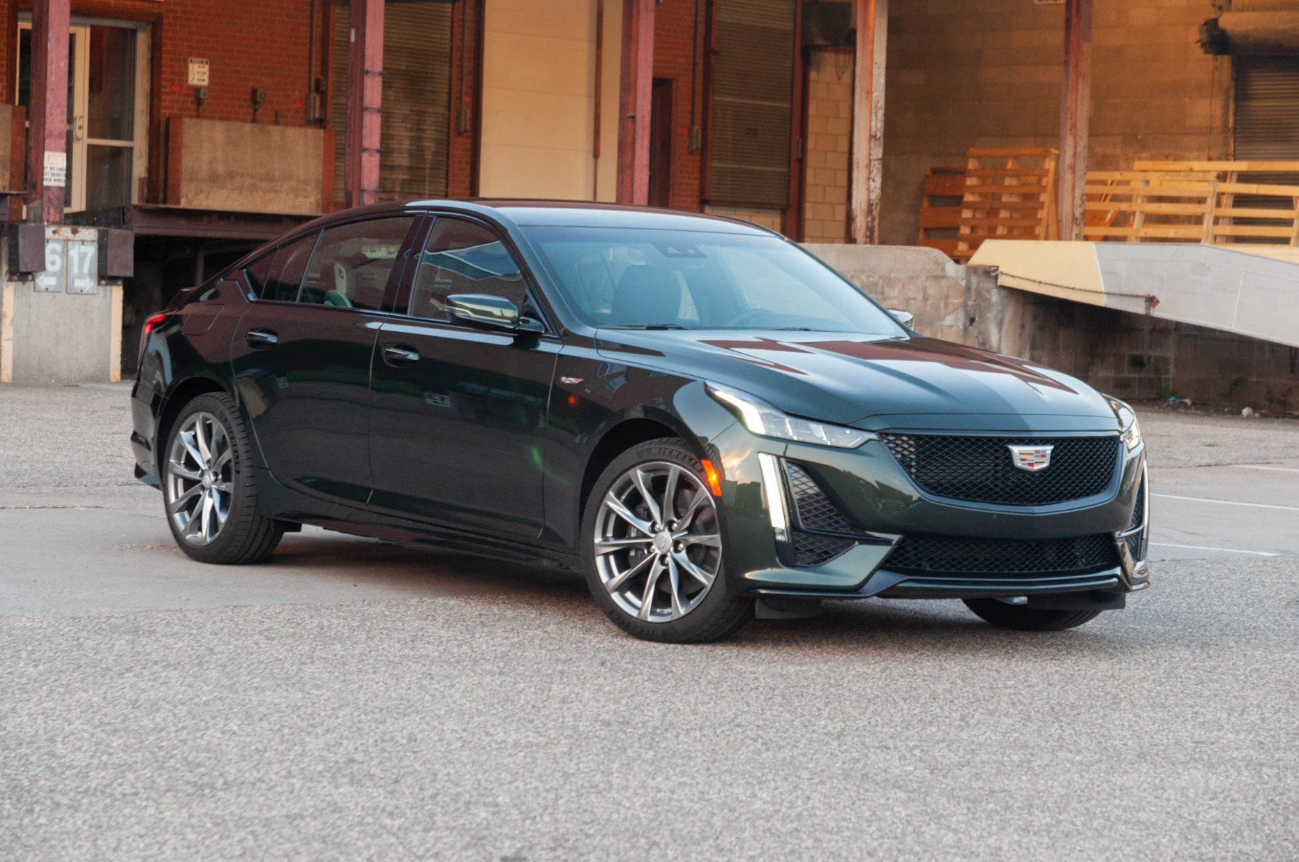 First Drive 2022 Cadillac Ct5 Mpg