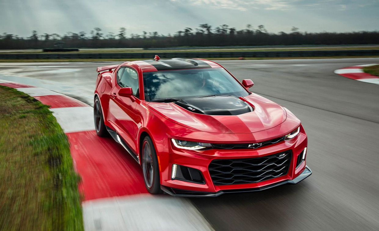 Reviews 2022 Chevy Camaro Competition Arrival