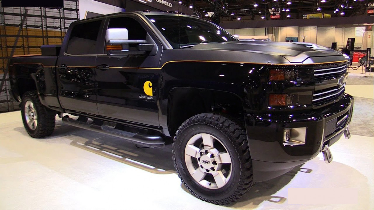 Redesign and Concept 2022 Chevy Duramax