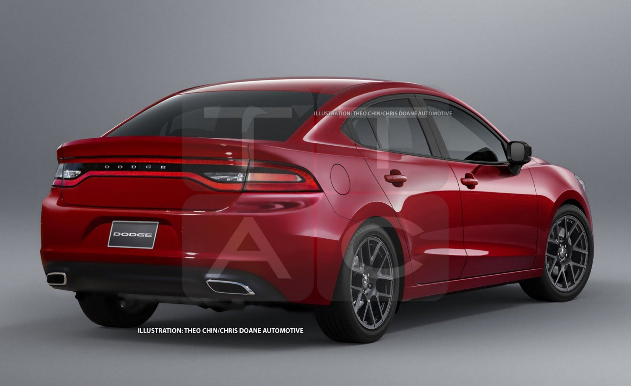 Review 2022 Dodge Dart SRT