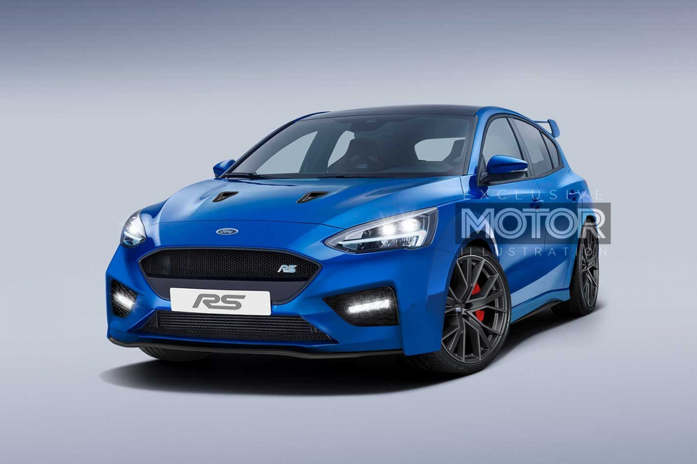 Exterior and Interior 2022 Ford Focus Rs St