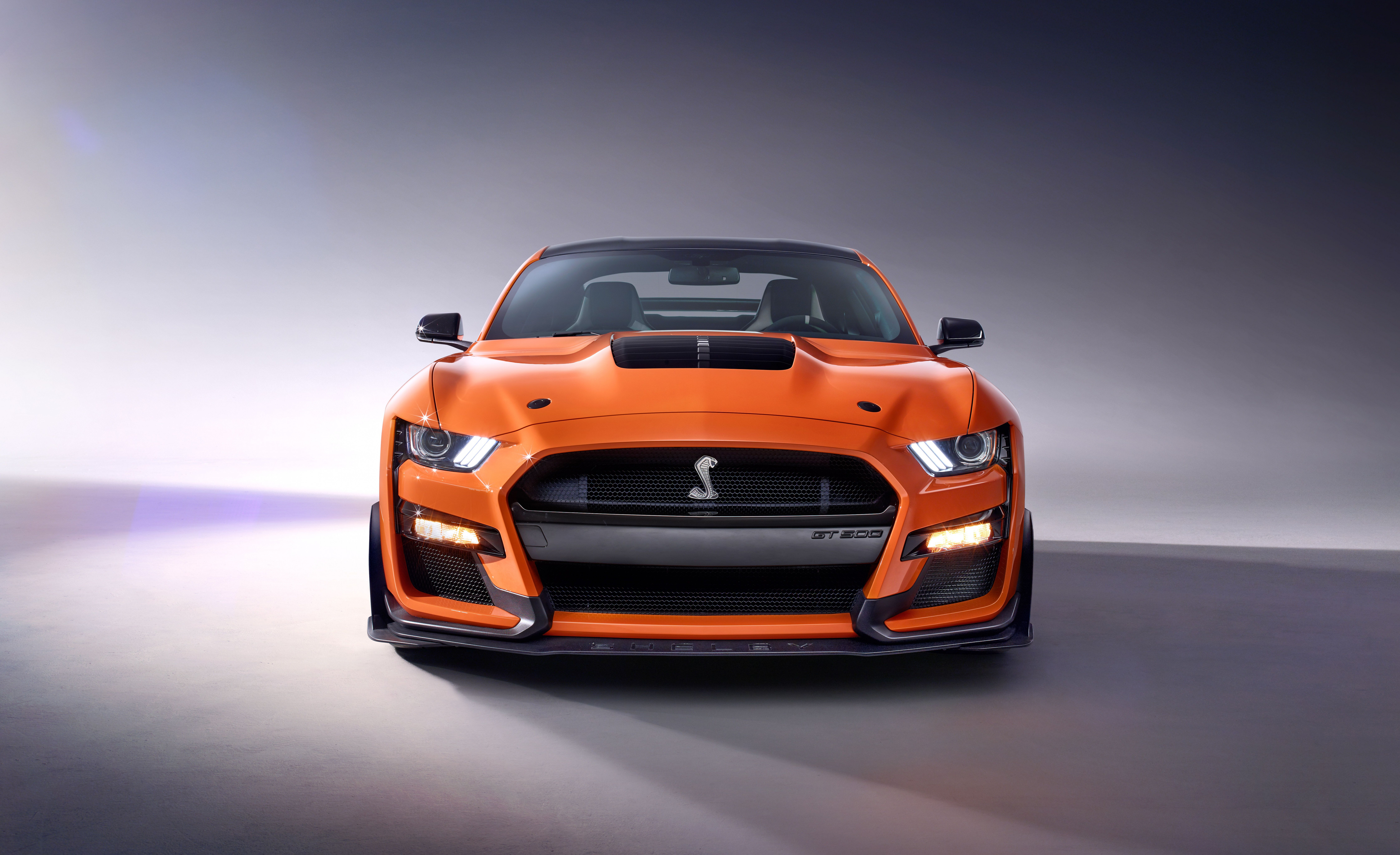 Spy Shoot 2022 Ford Mustang Shelby Gt500