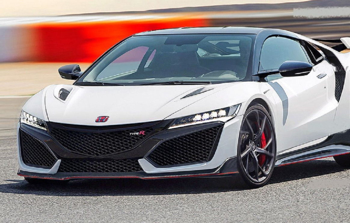 Wallpaper 2022 Honda Nsx