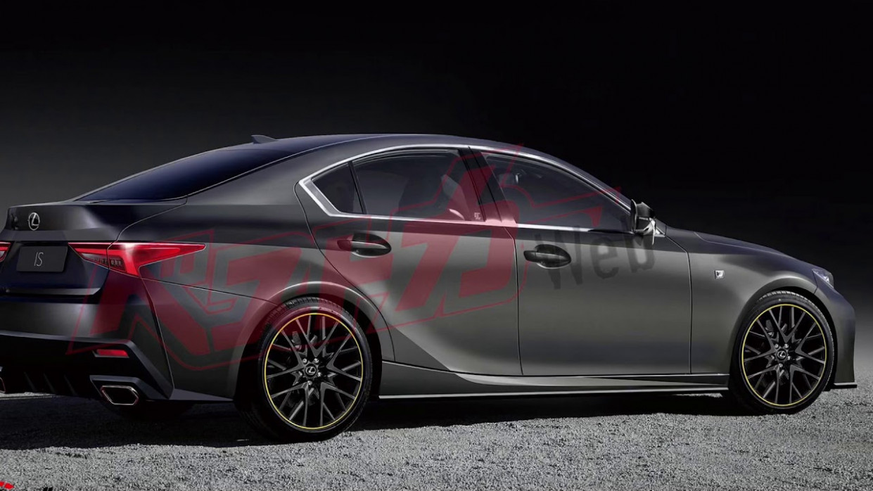 Price, Design and Review 2022 Lexus IS350