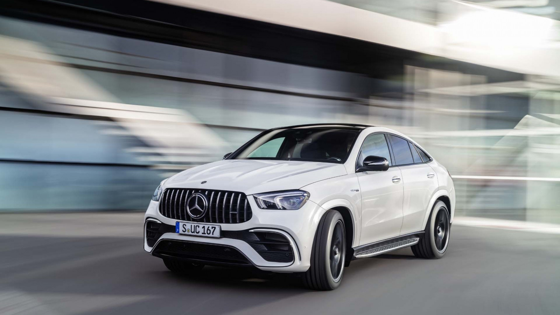 Overview 2022 Mercedes Gle Coupe
