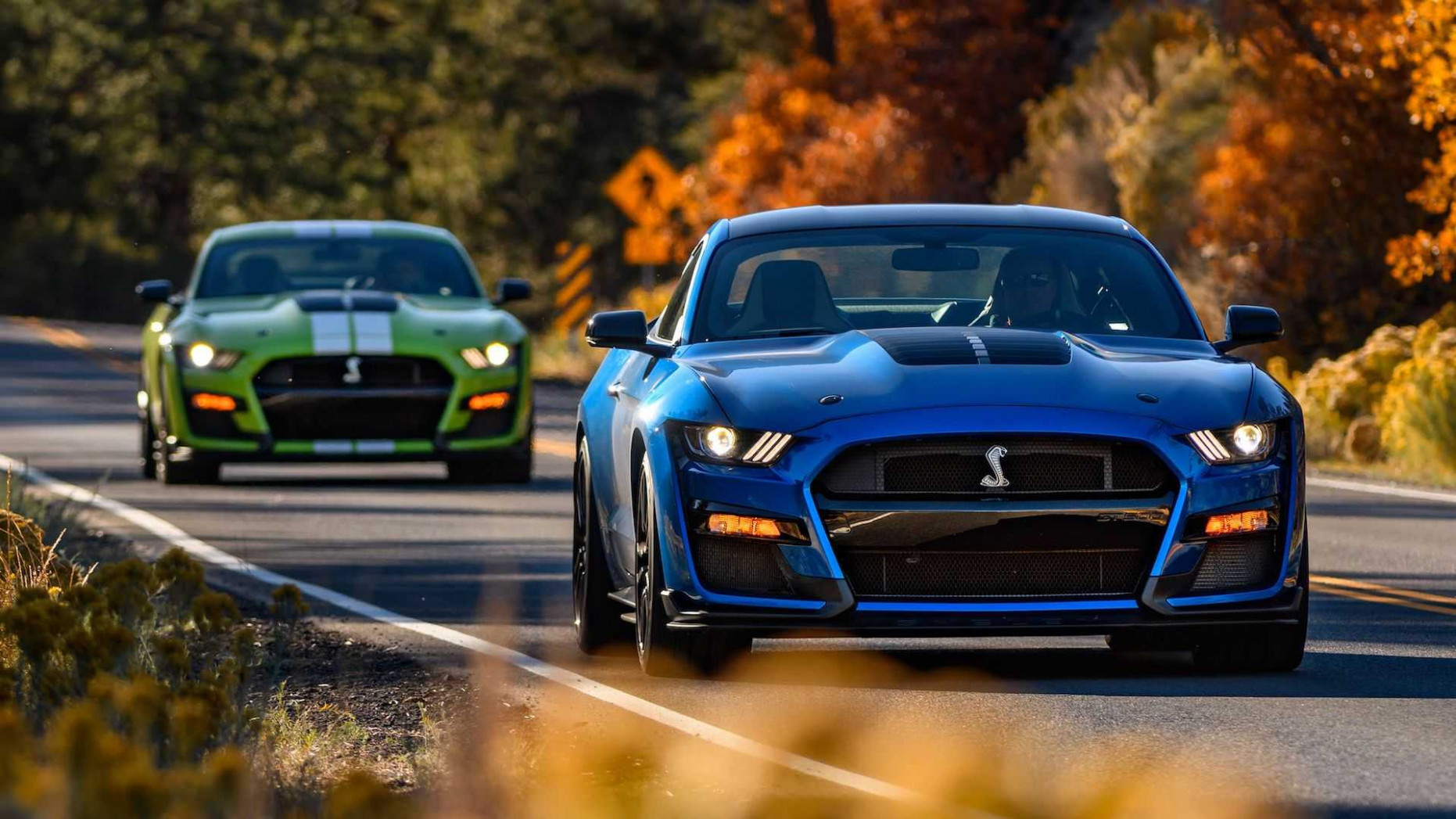 New Model and Performance 2022 Mustang Gt500
