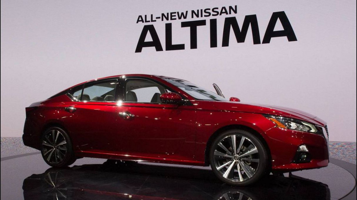 Redesign 2022 Nissan Altima Interior
