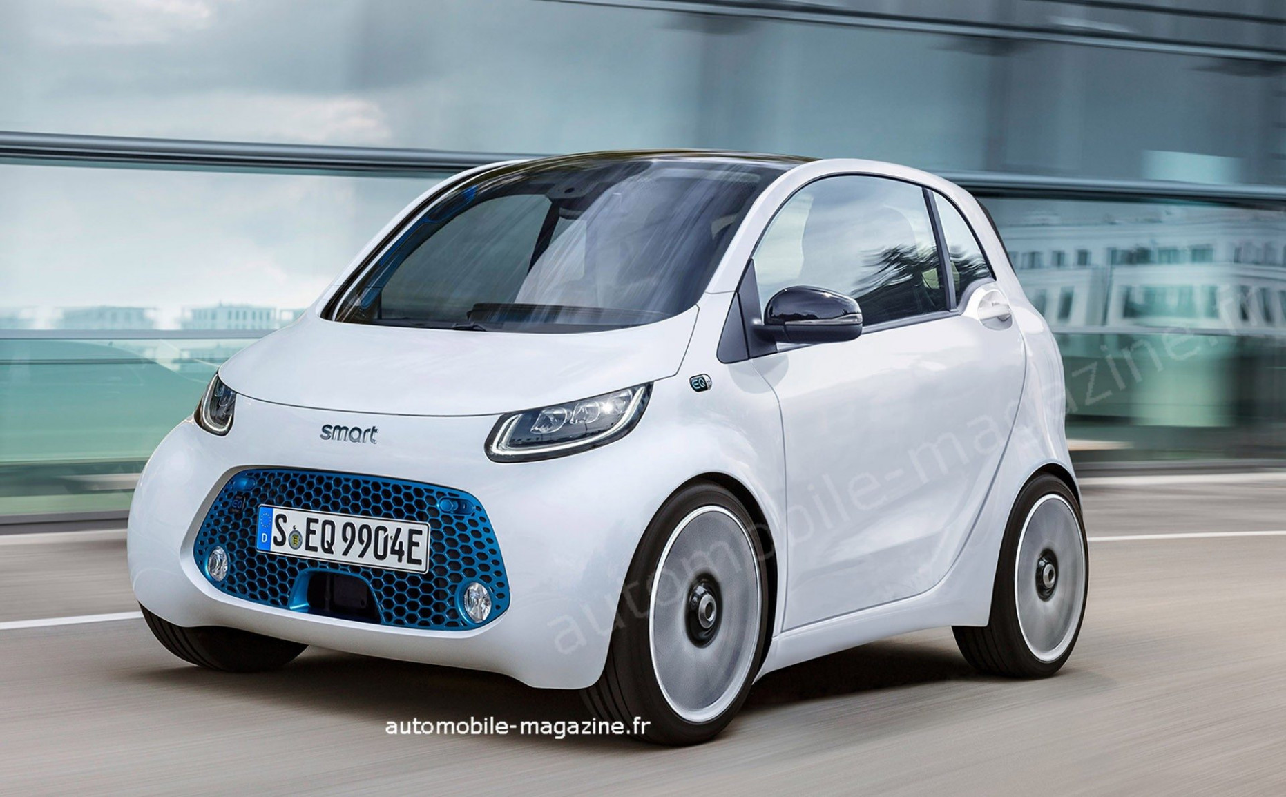 New Model and Performance 2022 Smart Fortwo