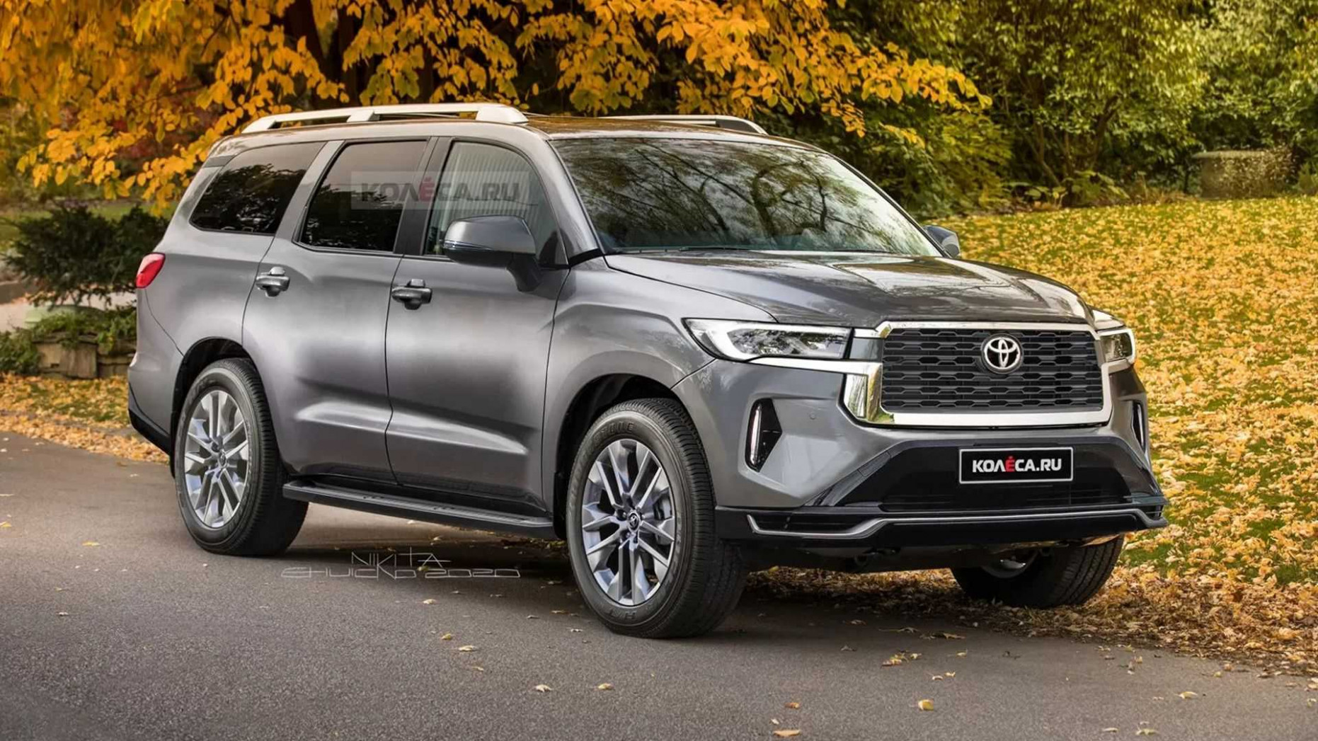 Performance and New Engine 2022 Toyota Sequoias