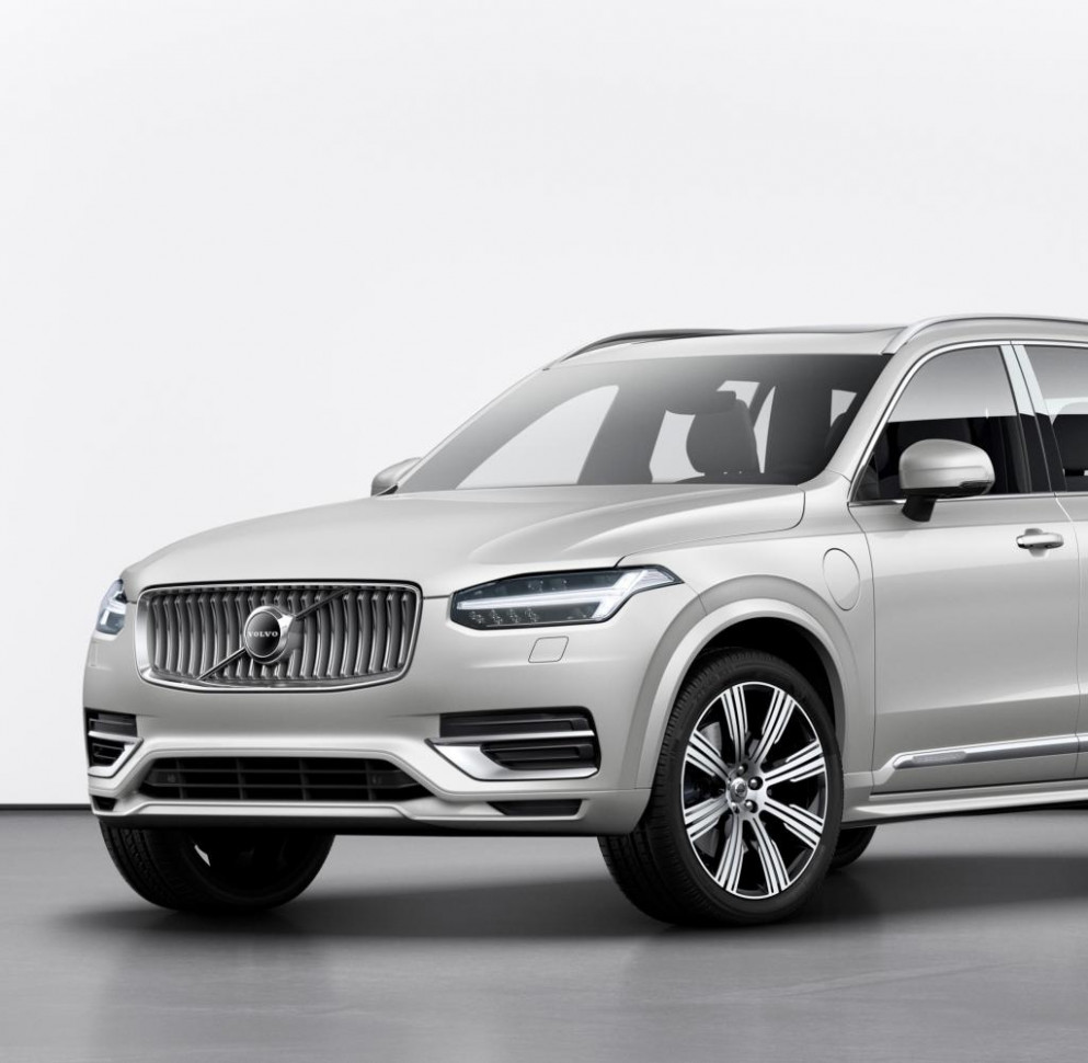 Research New 2022 Volvo Xc70