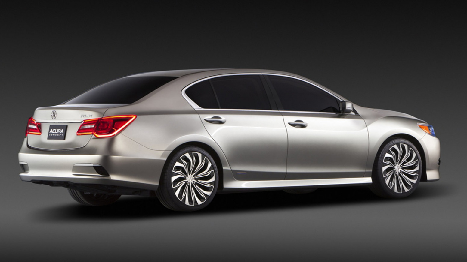 Research New Acura Rl 2022