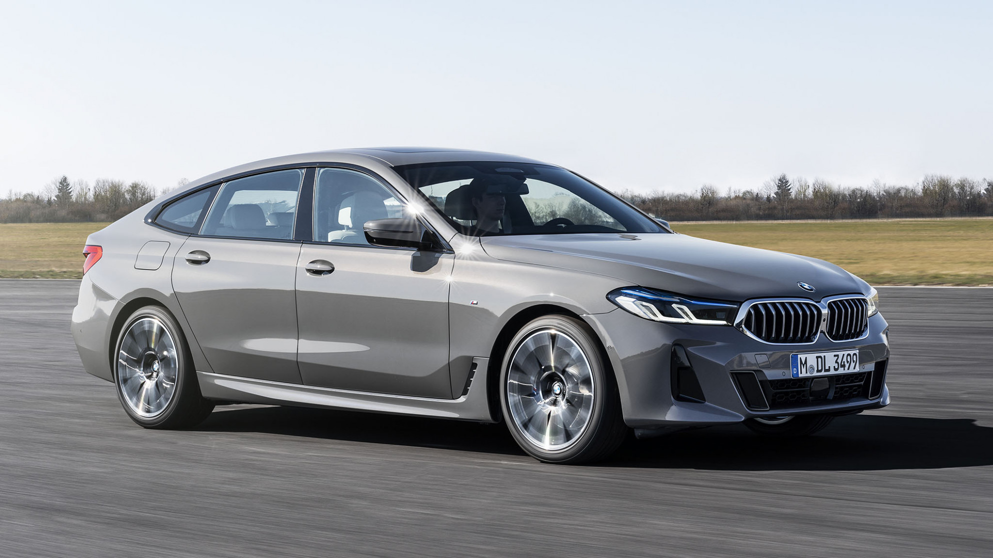 Overview 2022 BMW 6 Series