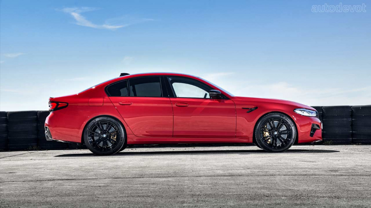 Price and Review 2022 BMW M5 Xdrive Awd