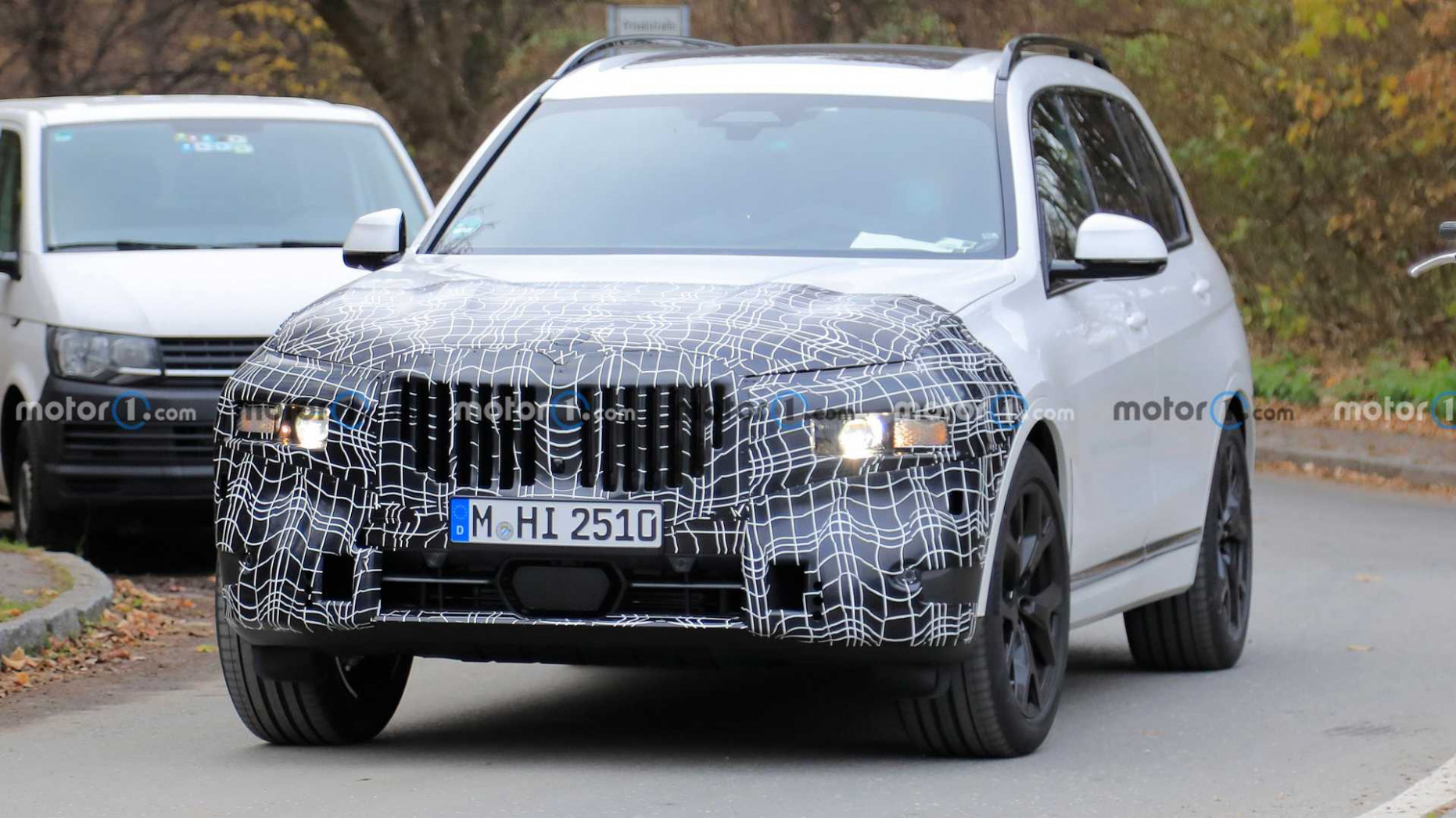 Performance and New Engine 2022 BMW X7 Suv Series