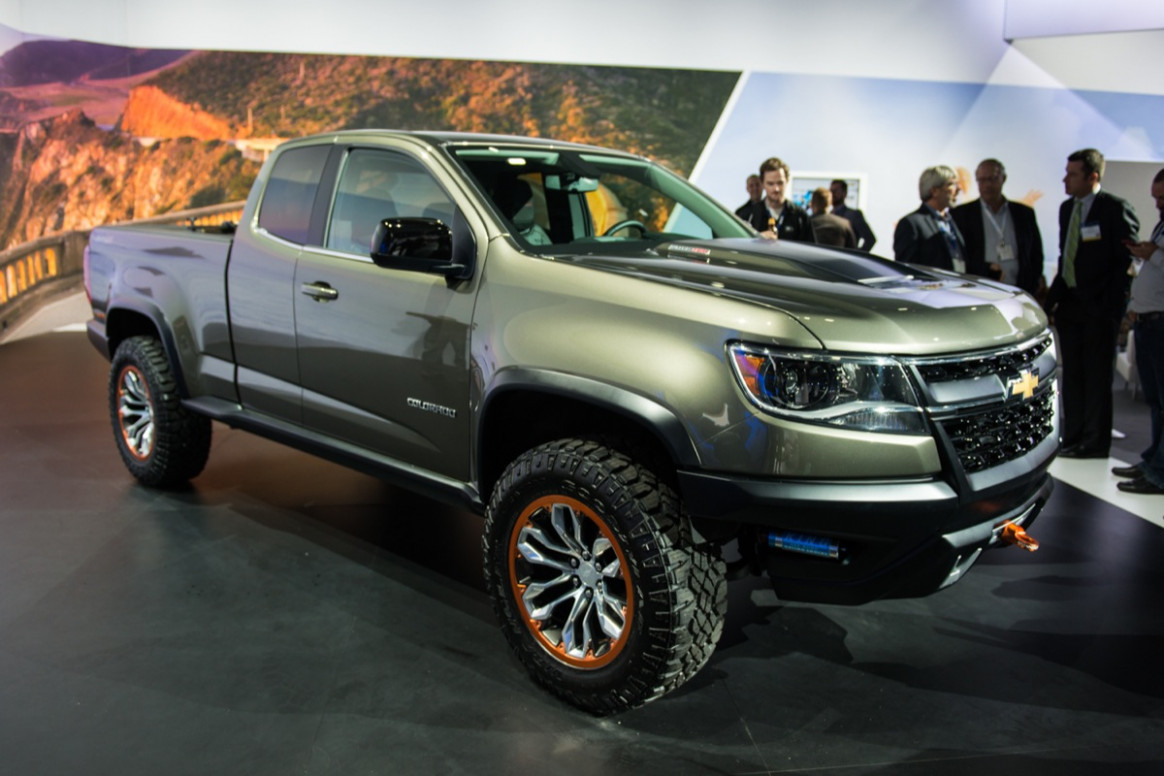 Speed Test 2022 Chevy Colorado Going Launched Soon