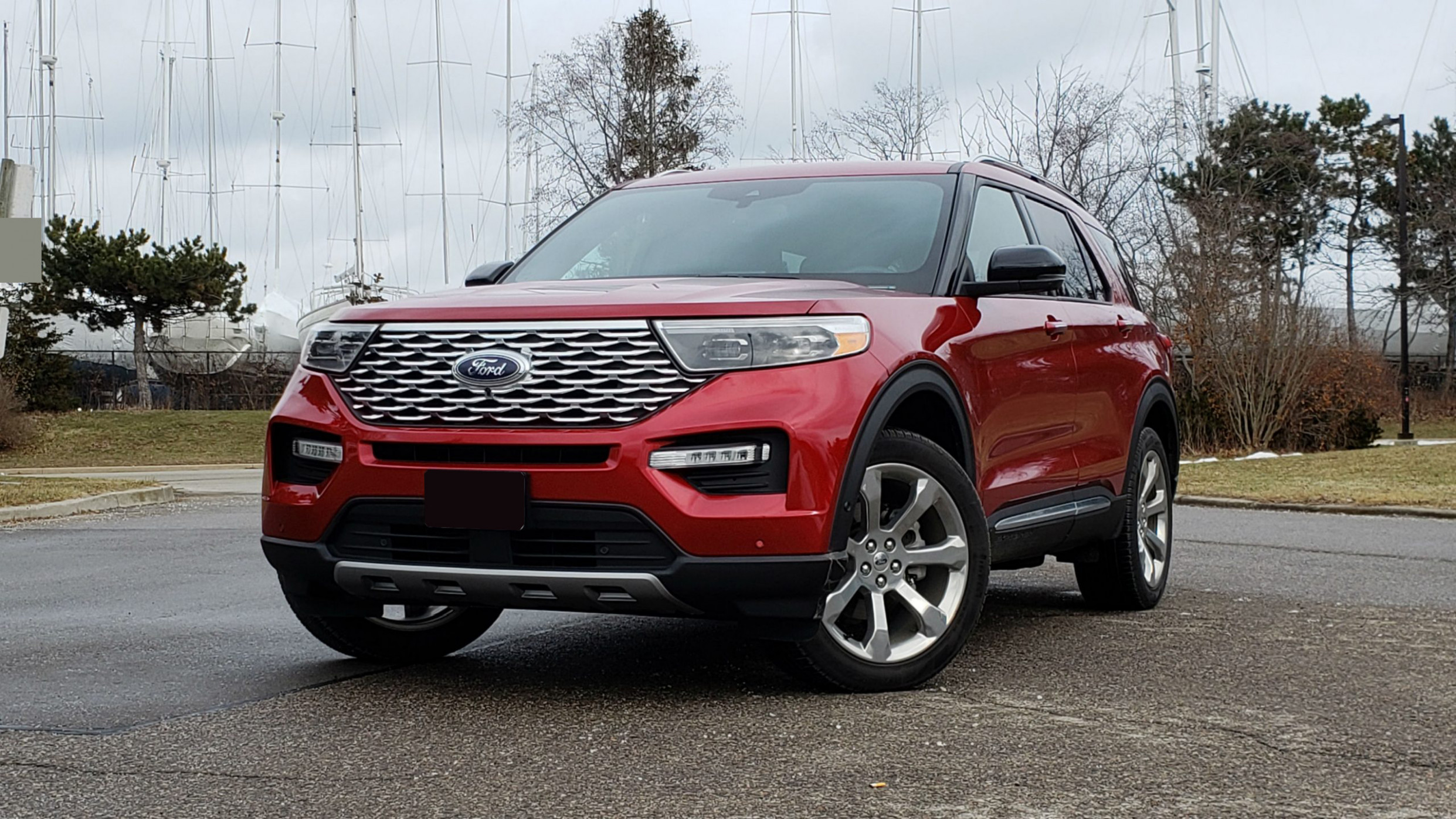 Release Date and Concept 2022 Ford Explorer