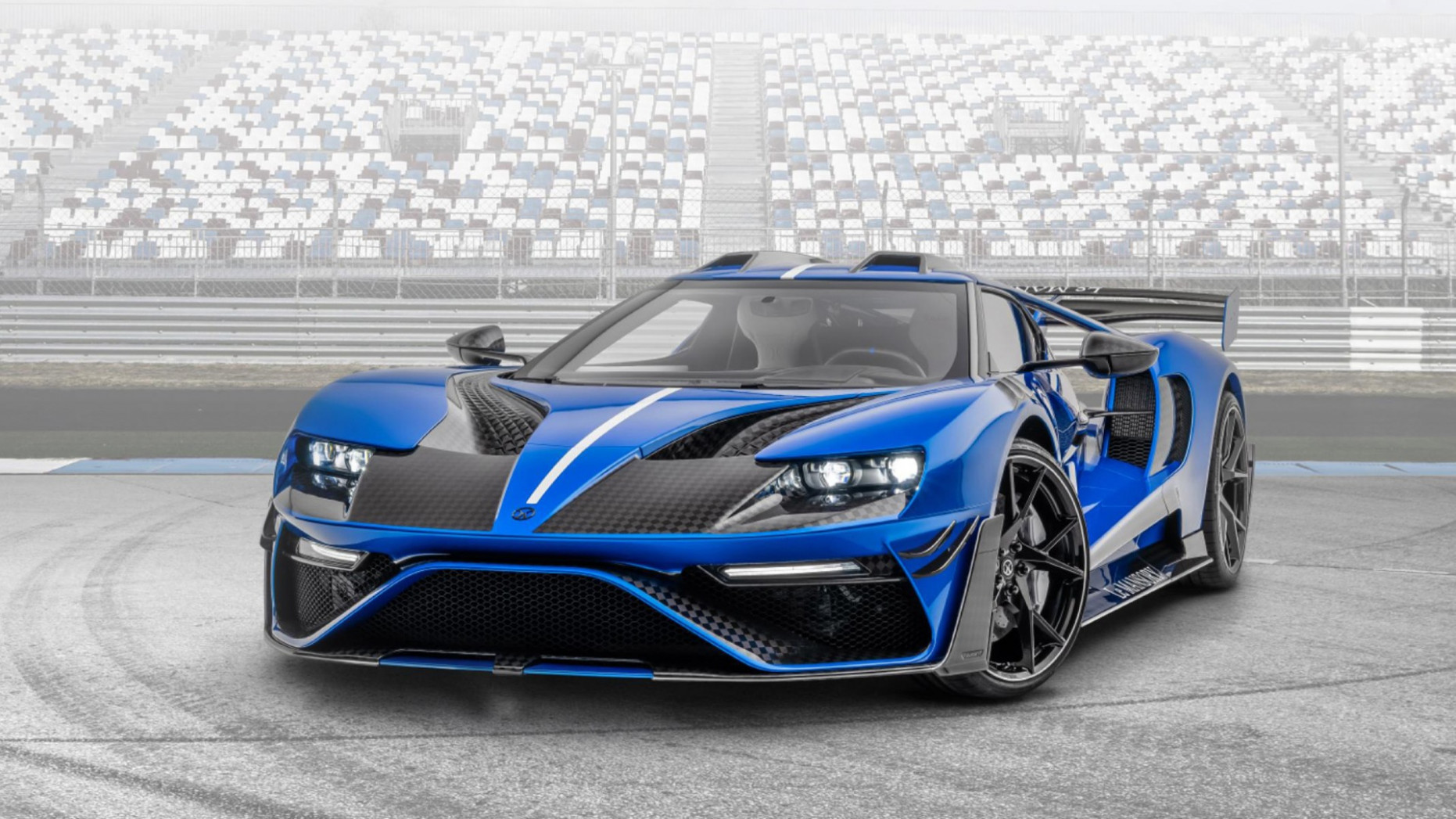 Performance 2022 Ford Gt Supercar