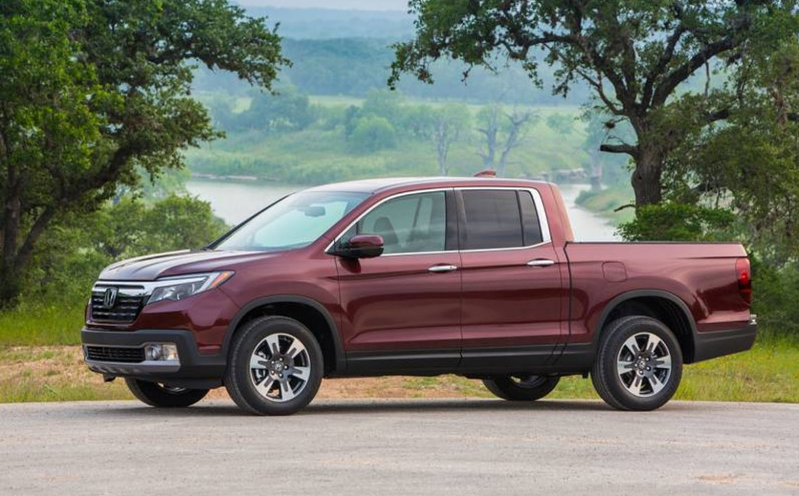 Ratings 2022 Honda Ridgeline