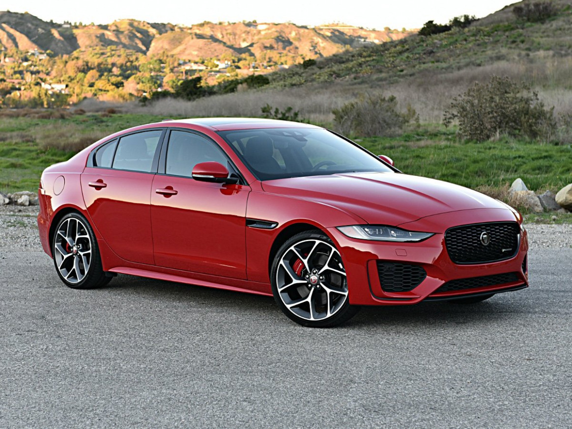 Price, Design and Review 2022 Jaguar Xe Review