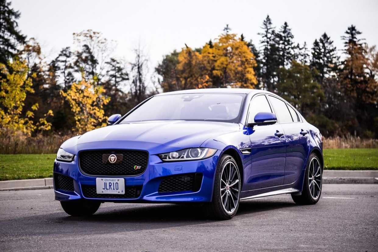 Wallpaper 2022 Jaguar Xe Review