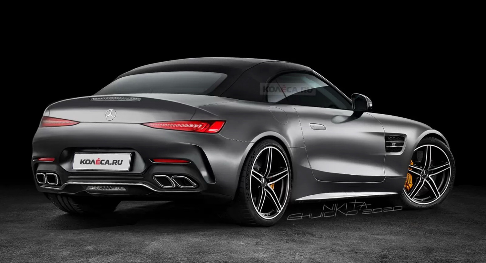 Research New 2022 Mercedes AMG GT