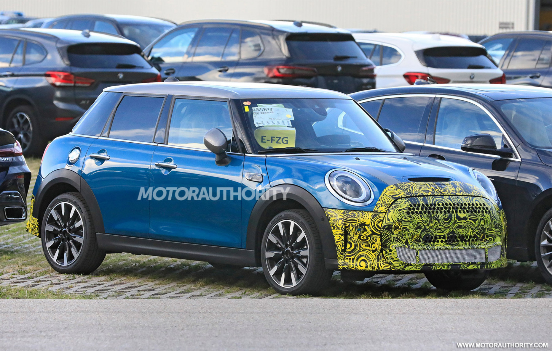 Concept and Review 2022 Mini Countryman