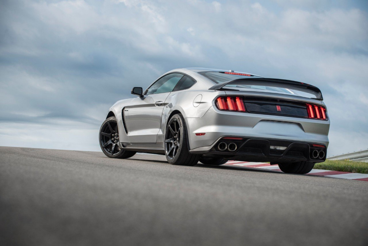 Release 2022 Mustang Shelby Gt350