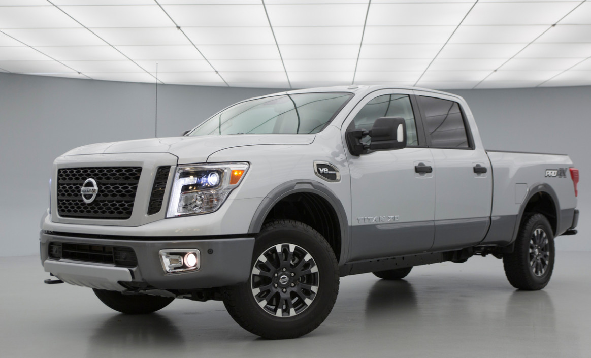 Review and Release date 2022 Nissan Titan Xd