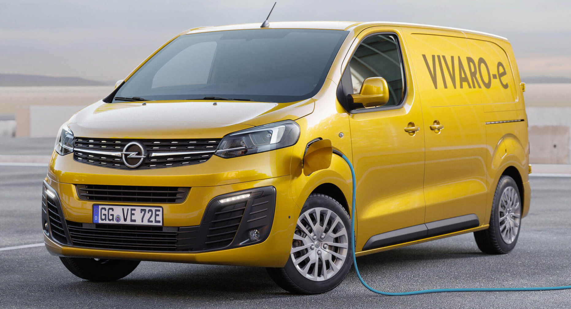 Redesign and Concept 2022 Opel Vivaro