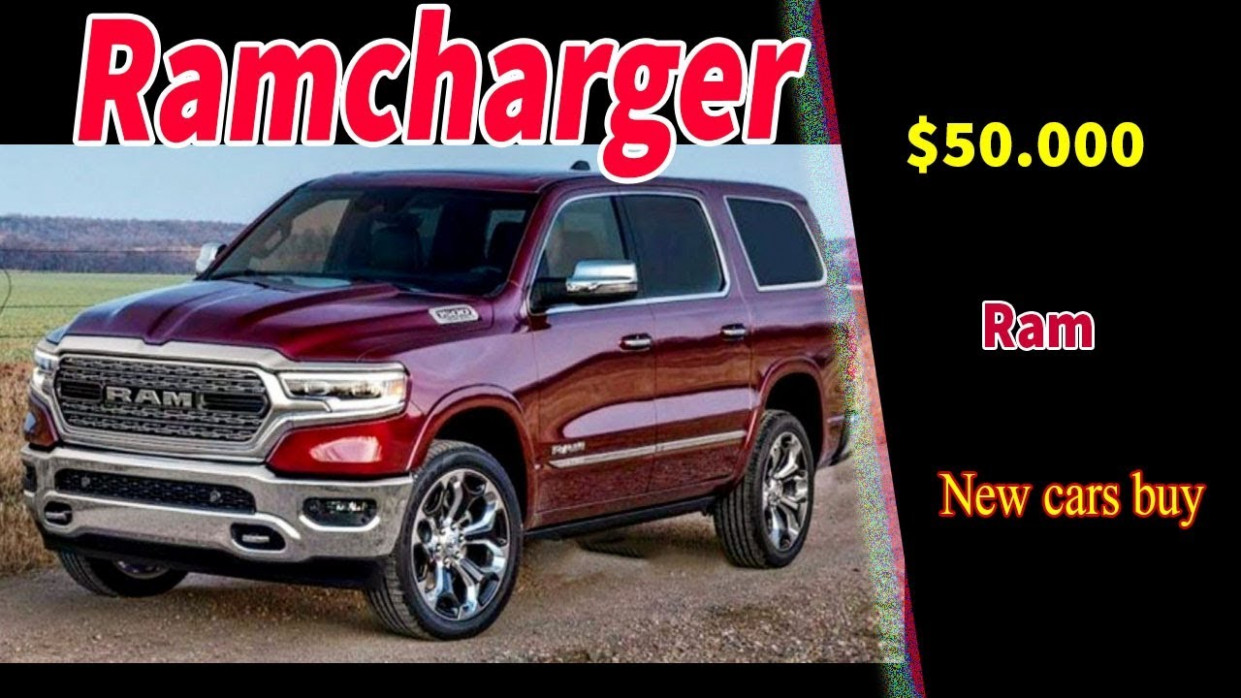 Price, Design and Review 2022 Ramcharger
