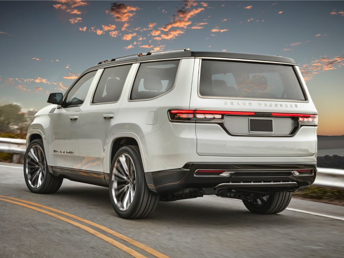 New Review 2022 The Jeep Grand Wagoneer