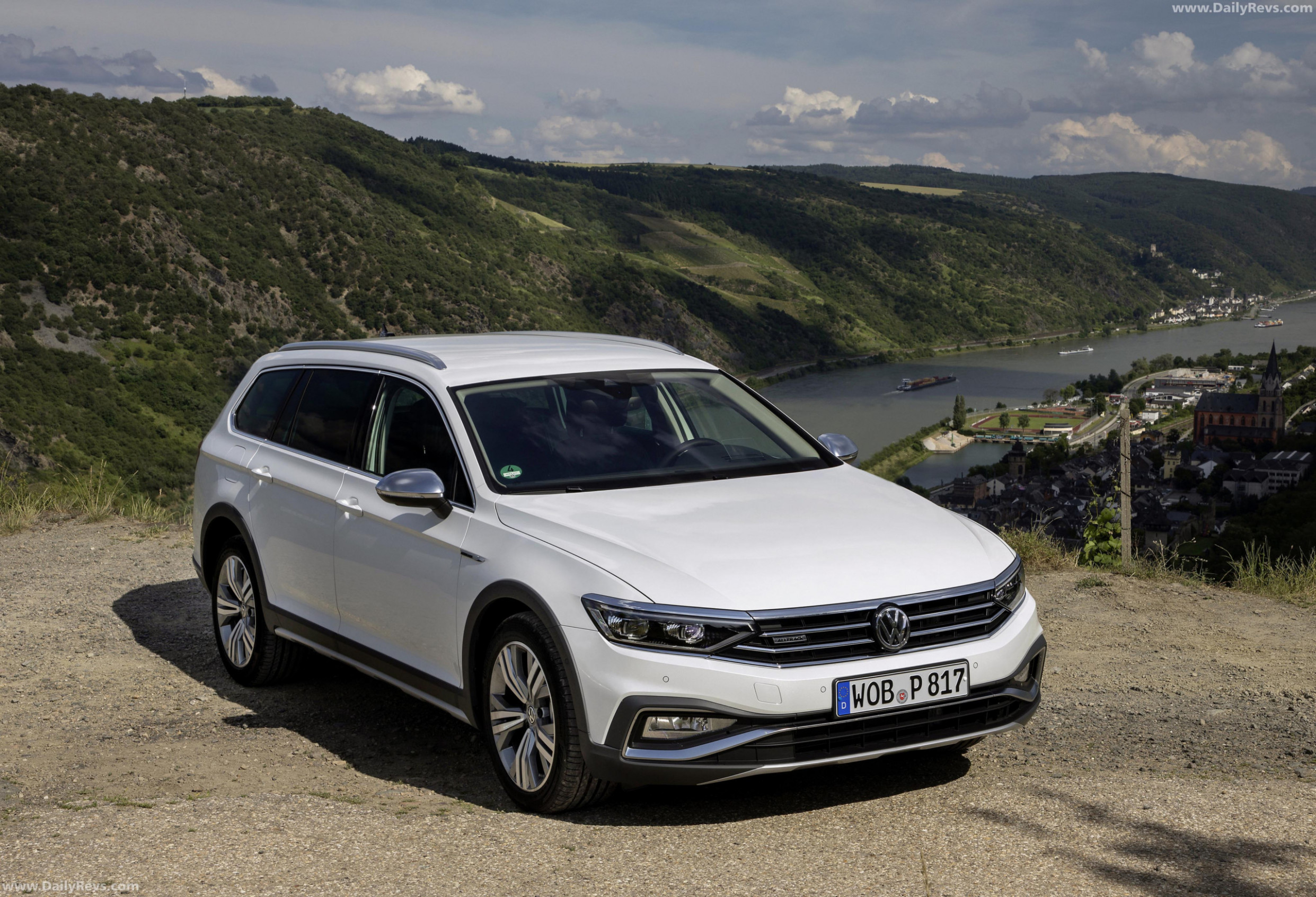 Concept and Review 2022 Vw Passat Alltrack