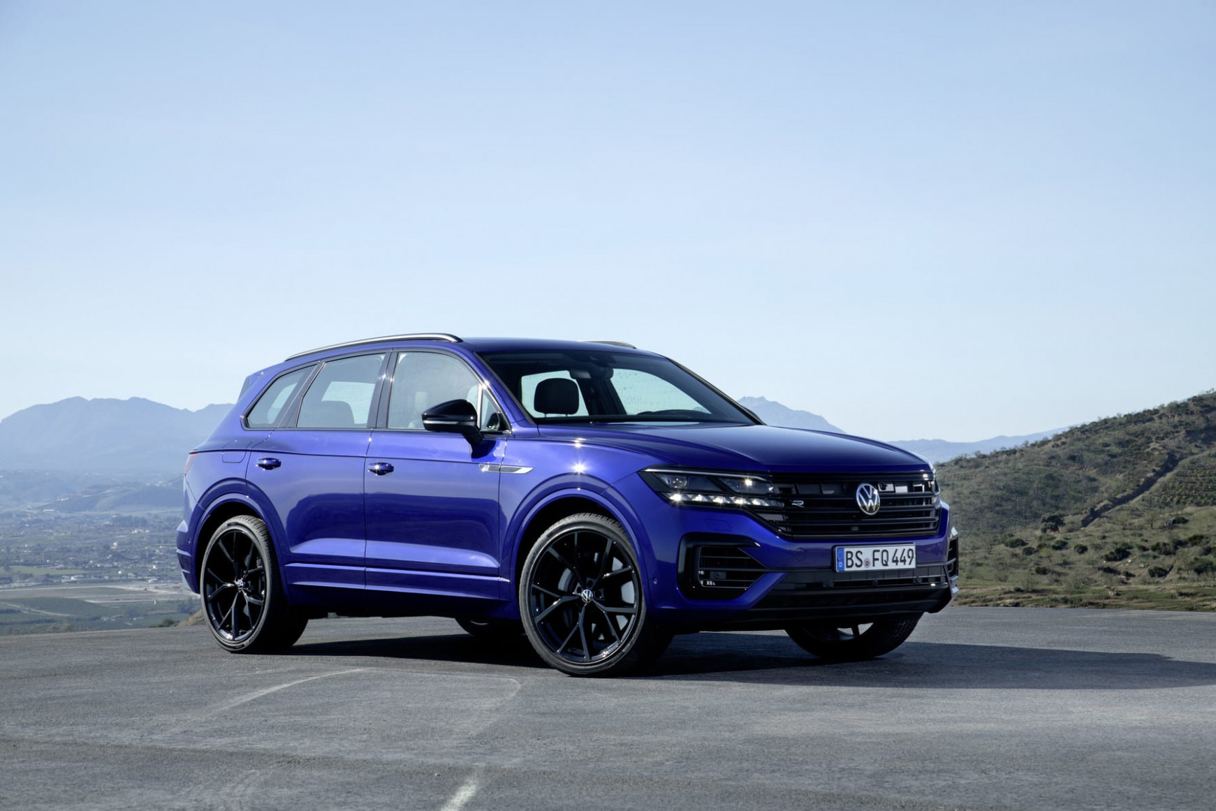 Specs and Review 2022 VW Touareg